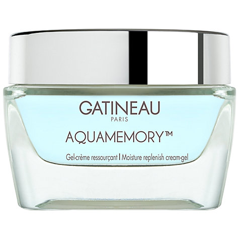 Buy Gatineau Aquamemory Moisture Replenish Cream, 50ml Online at johnlewis.com