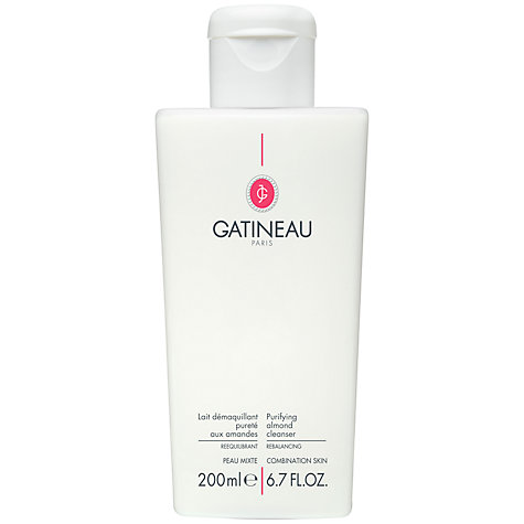 Buy Gatineau Purifying Almond Cleanser, 200ml Online at johnlewis.com