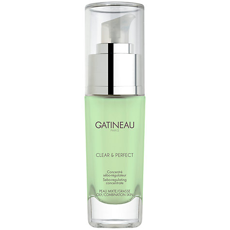 Buy Gatineau Sebo-Regulating Concentrate, 30ml Online at johnlewis.com