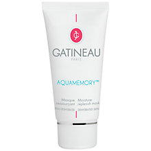 Buy Gatineau Aquamemory Moisture Replenish Mask, 75ml Online at johnlewis.com