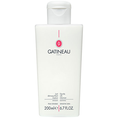 Buy Gatineau Gentle Silk Cleanser, 200ml Online at johnlewis.com