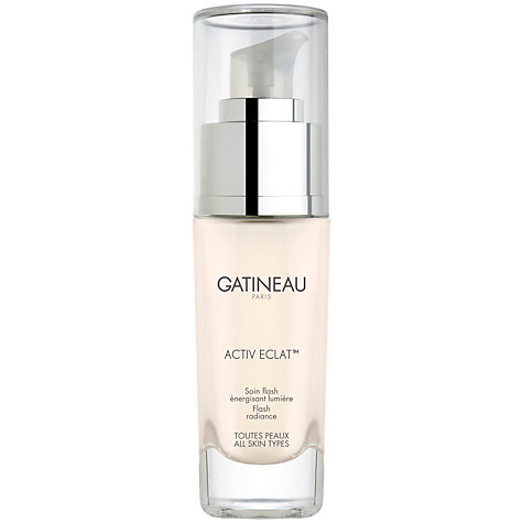 Buy Gatineau Activ Eclat Flash Radiance, 30ml Online at johnlewis.com