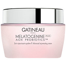 Buy Gatineau Melatogenine Plus AOX Advance Rejuvenating Cream, 50ml Online at johnlewis.com