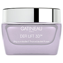 Buy Gatineau Lift Care for Throat & Décolleté, 50ml Online at johnlewis.com
