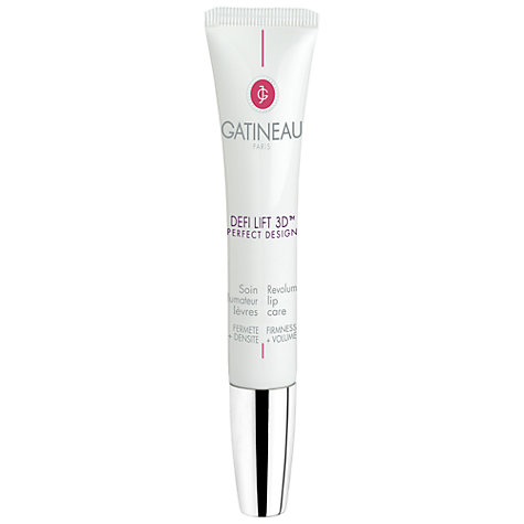 Buy Gatineau Perfect Design Volumising Lip Care, 10ml Online at johnlewis.com