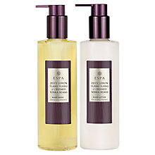 Buy ESPA Zesty Lemon & Tonka Hand Care Collection, 250ml Online at johnlewis.com