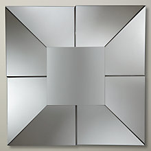 Buy John Lewis Hoxton Mirror, H60 x W60cm Online at johnlewis.com