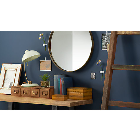 oval mirrors for walls