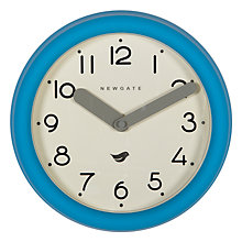 Buy Newgate Pantry Wall Clock, Dia.33.5cm Online at johnlewis.com
