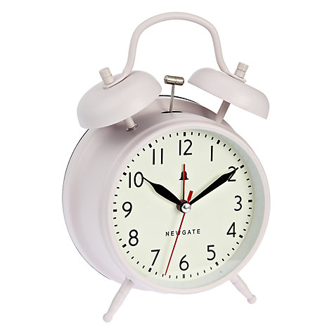 Buy Newgate Covent Garden Alarm Clock, Medium Online at johnlewis.com