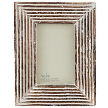 "Buy Nkuku Rita Photo Frame, 5 x 7"" (13 x 18cm) Online at johnlewis.com"