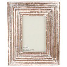 "Buy Nkuku Onella Photo Frame and Keepsake Box, 4 x 6"" (10 x 15cm) Online at johnlewis.com"