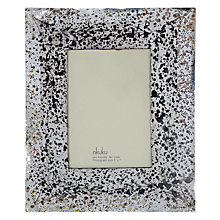 "Buy Nkuku Antique Mirror Photo Frame, 5 x 7"" (13 x 18cm) Online at johnlewis.com"