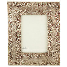 "Buy Nkuku Bweju Recycled Metal Photo Frame,5 x 7"" (13 x 18cm) Online at johnlewis.com"