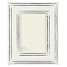 "Buy Nkuku Manyara Wood Photo Frame, 5 x 7"" (13 x 18cm) Online at johnlewis.com"