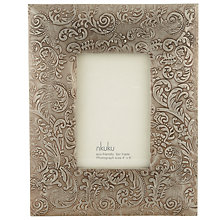 "Buy Nkuku Bweju Recycled Metal Photo Frame, 4 x 6"" (10 x 15cm) Online at johnlewis.com"