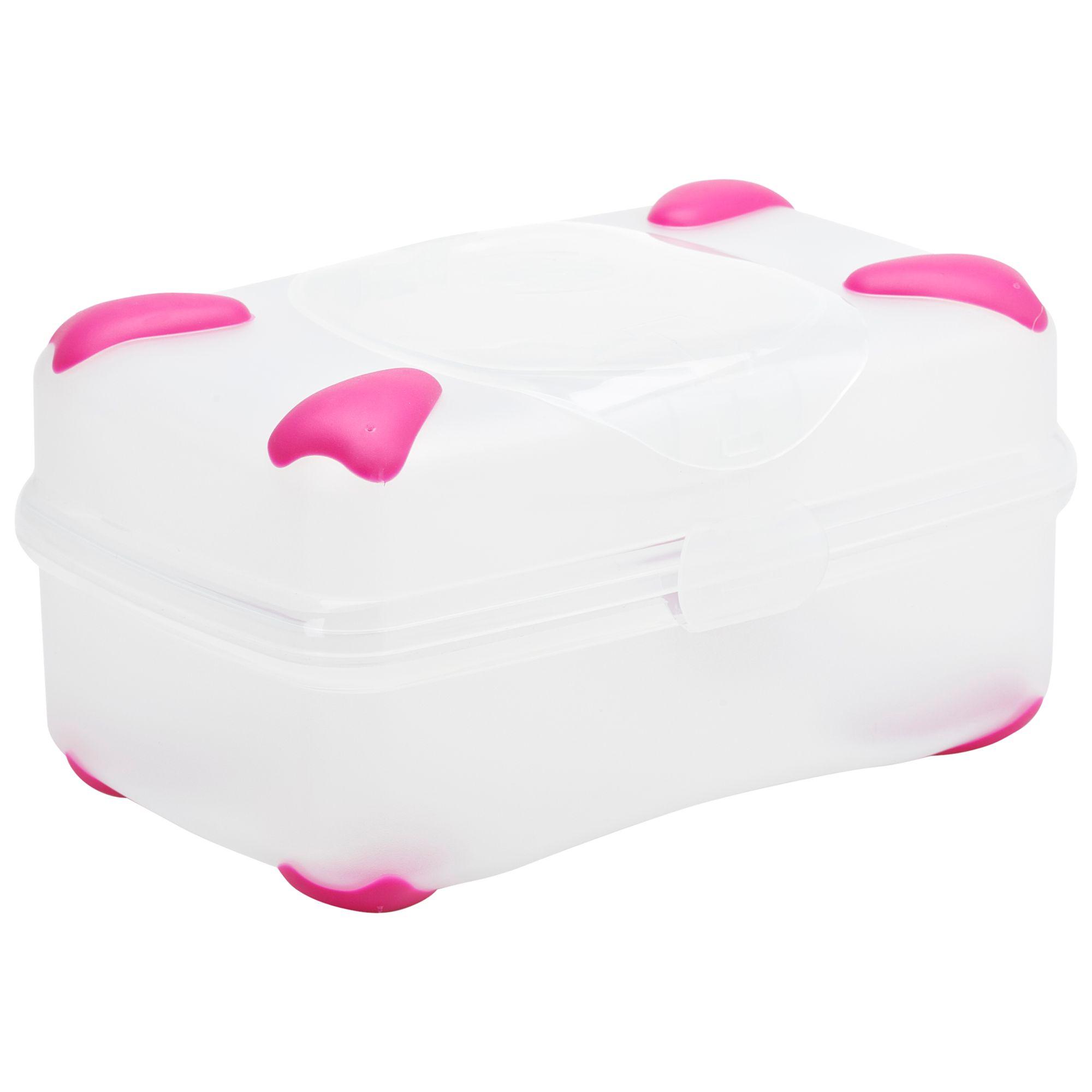 Smash Medium Lunch Box, Assorted