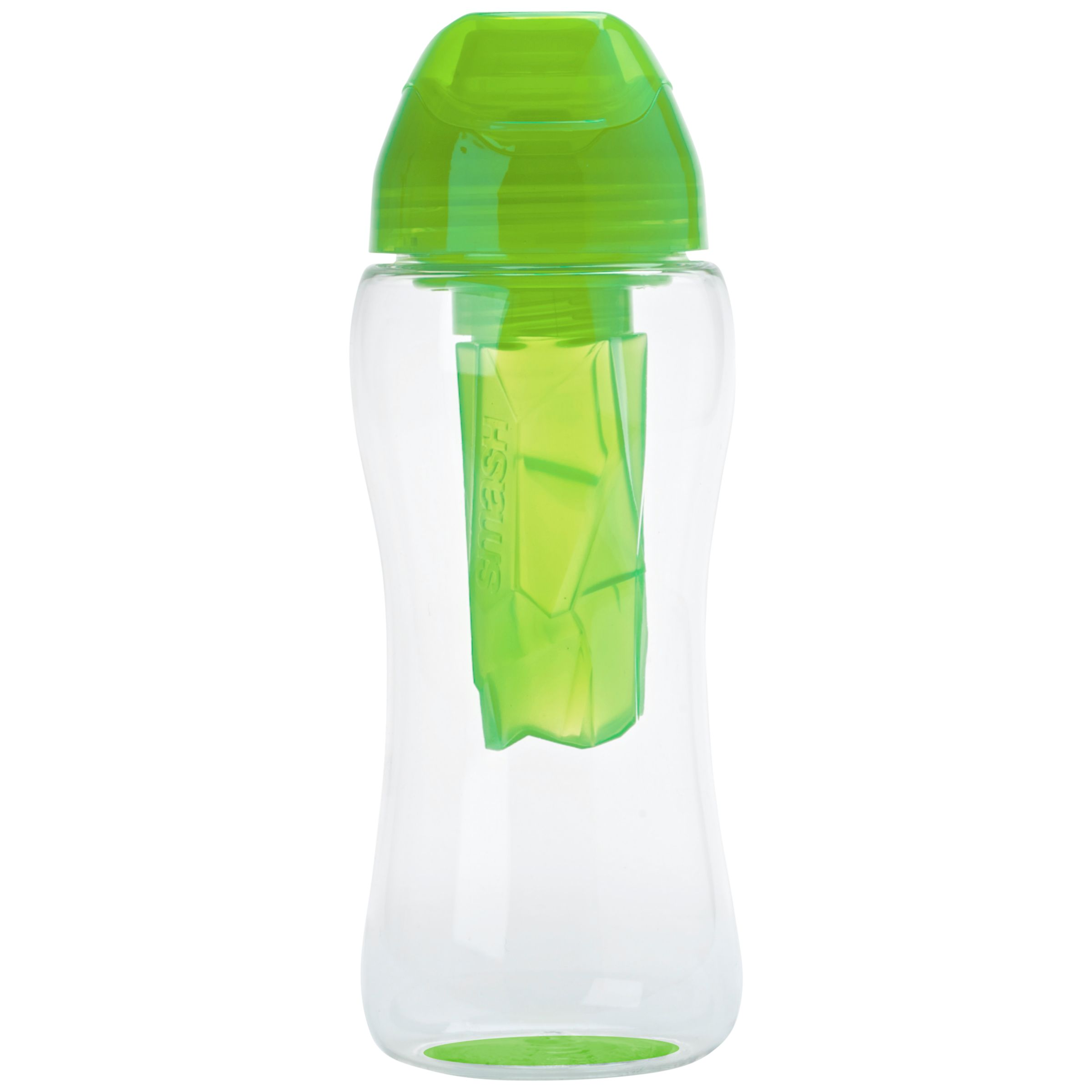 Smash Tritan Freeze & Clear Water Bottle, Lime
