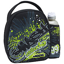 Buy Smash Teleport Lunch Bag and Water Bottle Online at johnlewis.com