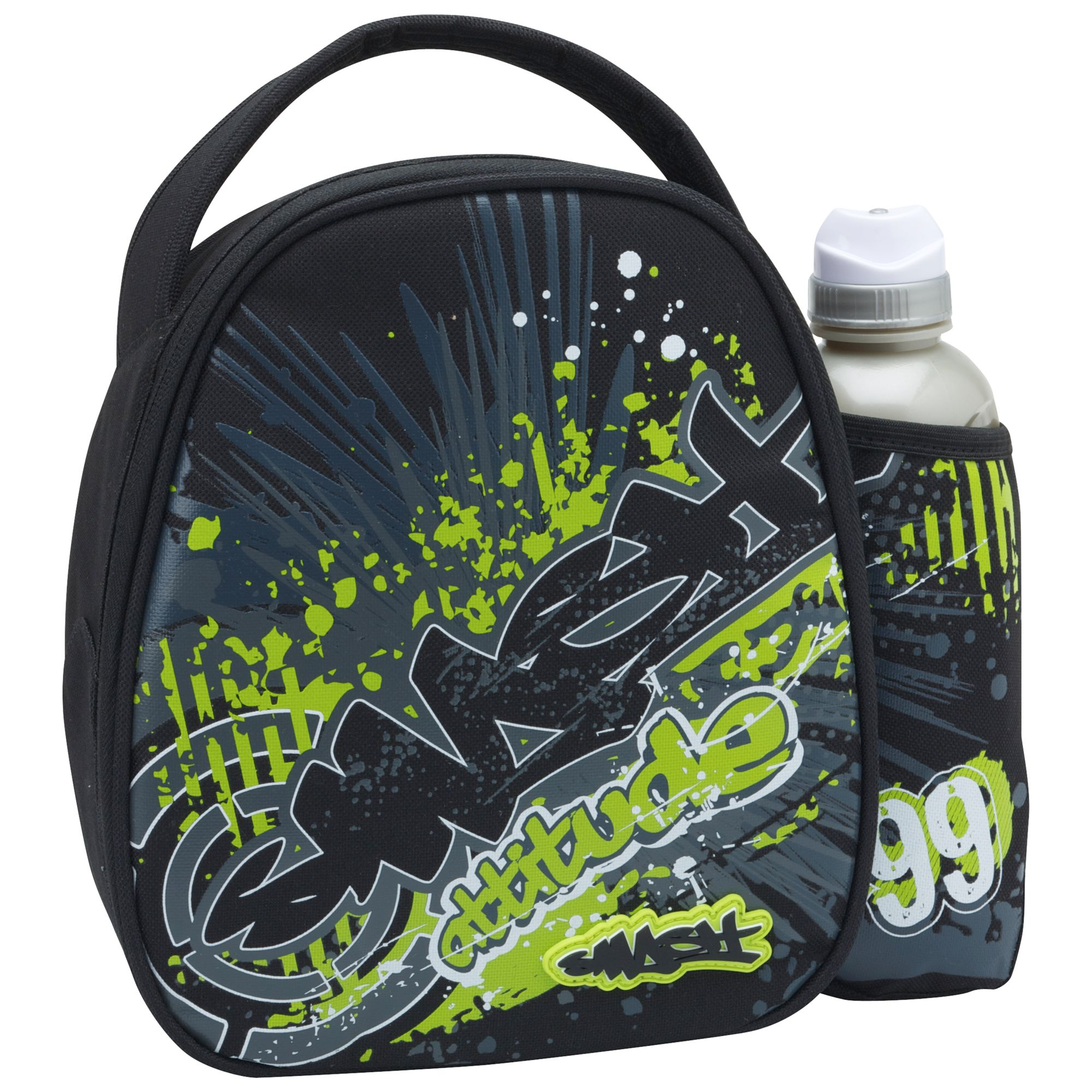 Smash Teleport Lunch Bag and Water Bottle