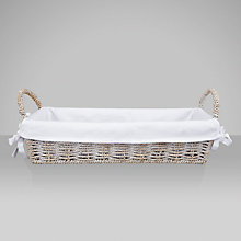 Buy Garden Trading Lined Seagrass Tray Online at johnlewis.com