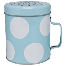 Buy Cath Kidston Big Spot Flour Shaker Online at johnlewis.com