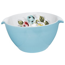 Buy Cath Kidston Painterly Rose Mixing Bowl Online at johnlewis.com