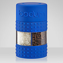 Buy Bodum Bistro Salt & Pepper Grinder, Blue Online at johnlewis.com