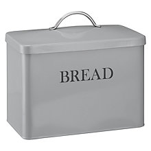 Buy Garden Trading Bread Bin, Flint Online at johnlewis.com