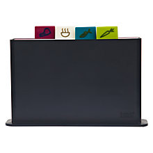 Buy Joseph Joseph Limited Edition Index Advance Chopping Board Set Online at johnlewis.com