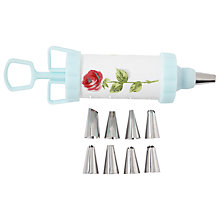 Buy Cath Kidston Painterly Rose Icing Set Online at johnlewis.com
