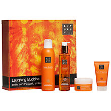 Buy Rituals Laughing Buddha Rituals Gift Set Online at johnlewis.com