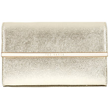 Buy Ted Baker Dalida Fold Over Make Up Bag Online at johnlewis.com