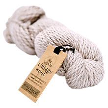 Buy Erika Knight Vintage Wool Aran Yarn, 50g Online at johnlewis.com