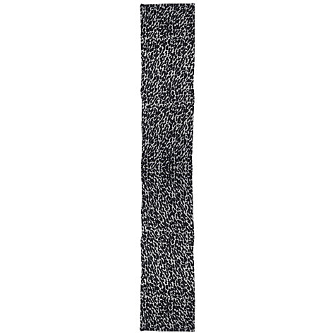 Buy Jaeger Cheetah Print Scarf, Grey Online at johnlewis.com