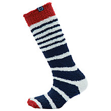 Buy Joules Fab Fluffy Socks Online at johnlewis.com