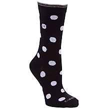 Buy Calvin Klein Polka Dot Pattern Ankle Socks Online at johnlewis.com