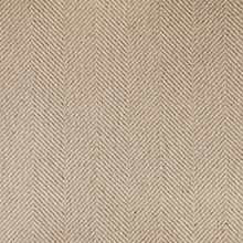 Buy Ian Mankin Atlantic Union Fabric, Cream Online at johnlewis.com