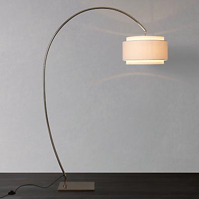 John Lewis Evie Curve Floor Lamp