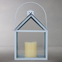 Buy Sirius Aura Lantern, Large, Blue Online at johnlewis.com