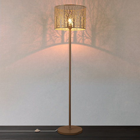 buy john lewis devon large floor lamp taupe john lewis With john lewis devon floor lamp taupe large