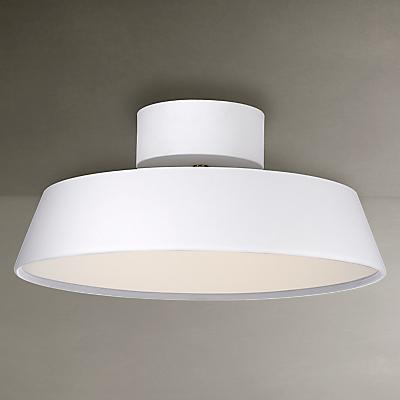 Nordlux Alba LED Adjustable Tilt Semi-flush Ceiling Light