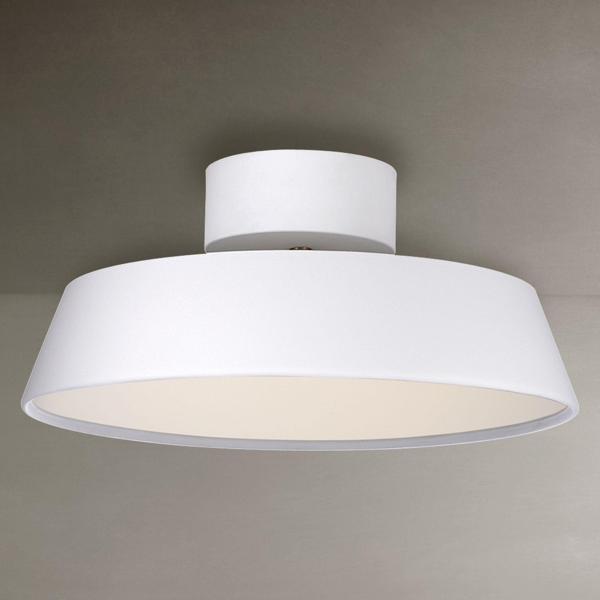 Nordlux Nordlux Alba LED Adjustable Tilt Semi-flush Ceiling Light
