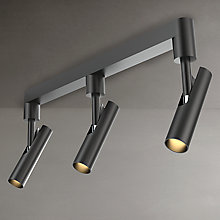 Buy Nordlux MIB3 LED 3 Spot Bar, Black Online at johnlewis.com