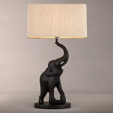 Buy David Hunt Tantor Elephant Table Lamp Online at johnlewis.com