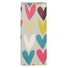 Buy Caroline Gardner Heart Tissue Paper, Pack of 4 Online at johnlewis.com