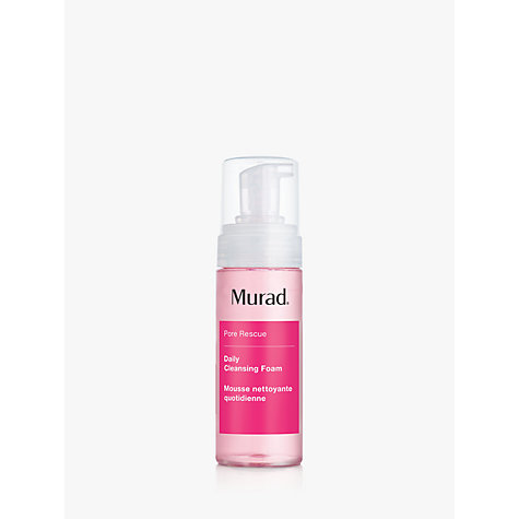 Buy Murad Daily Cleansing Foam, 150ml Online at johnlewis.com