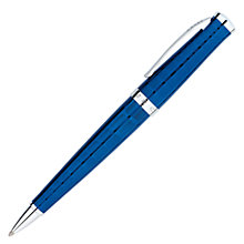 Buy Cross Sauvage Rollerball Pen, Azurite Blue Online at johnlewis.com
