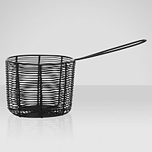 Buy John Lewis Wire Weave Chip Basket Online at johnlewis.com