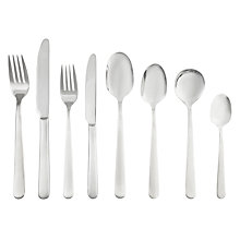 Buy John Lewis Eris Cutlery Set, 58 Piece Online at johnlewis.com